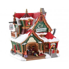 LEMAX THE ELF WORKSHOP 75291
