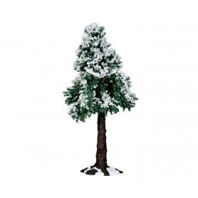 LEMAX WINTER REDWOOD TREE